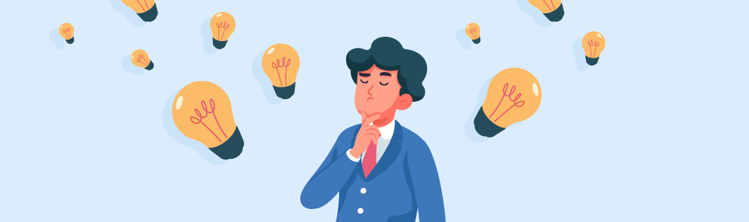 Ideas and business: How to boost your productivity by reining in your ideas