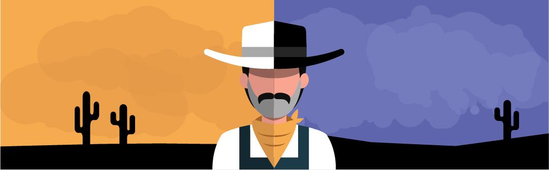 White hat vs Black hat SEO: Where do you draw the line?
